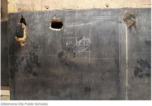 OKC Schools Chalkboard 2