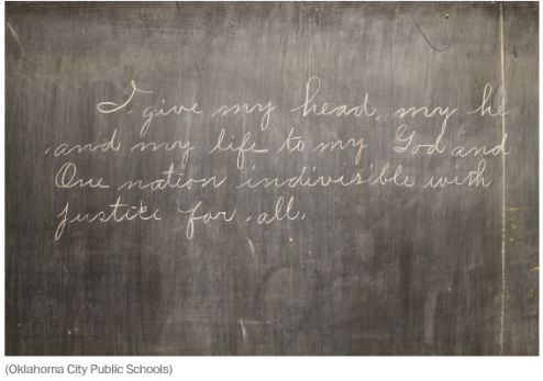 OKC Schools Chalkboard 3