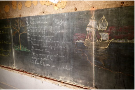 OKC Schools Chalkboard 4