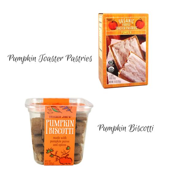 Pumpkin Biscotti
