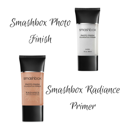 Words for Everything Smashbox Primer