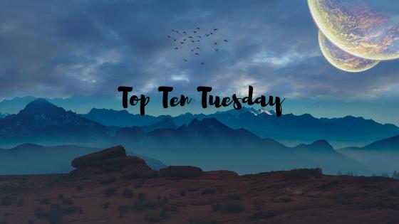 Top Ten Tuesday-SF