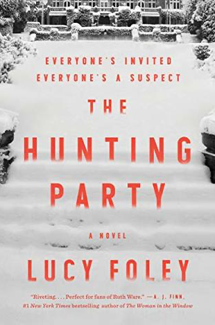 Cover of The Hunting Party by Lucy Foley