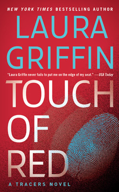 Cover of Touch of Red by Laura Griffin