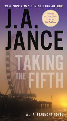 Cover of Taking the Fifth by J.A. Jance
