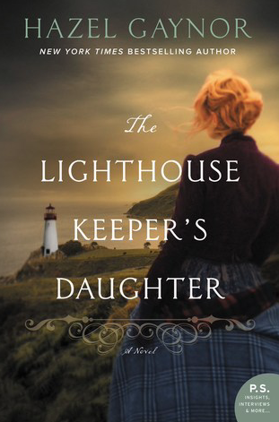 Cover of The Lighthouse Keeper's Daughter by Hazel Gaynor
