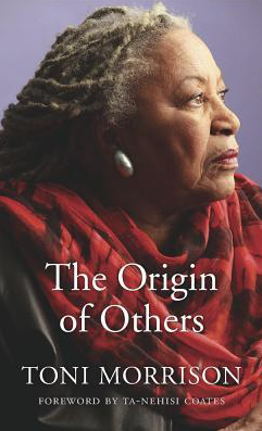 Cover of The Origin of Others by Toni Morrison