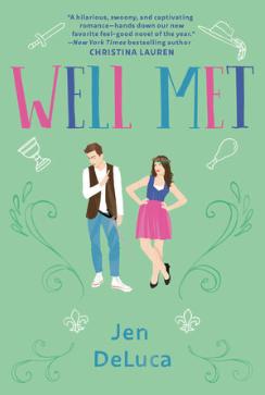 Cover of Well Met by Jen DeLuca