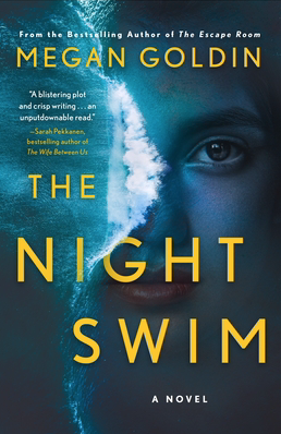 Cover of The Night Swim by Megan Goldin