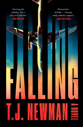 Cover of Falling by T.J. Newman